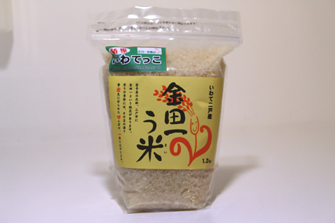 金田一う米商品画像