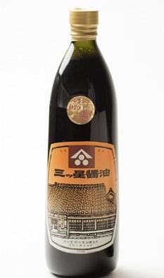 上士幌産秋田大豆でつくった醤油セットの特産品画像