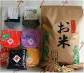 史都多賀城米味噌色々セットの特産品画像