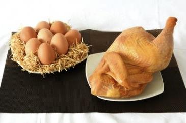 燻製比内地鶏と新鮮卵の特産品画像