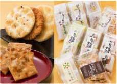 さがえ屋煎餅セットの特産品画像