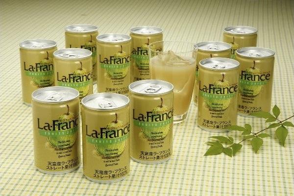ラ・フランス100%ジュースの特産品画像