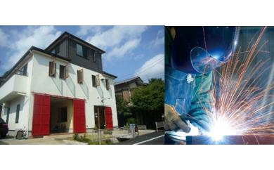 Fe☆NEEDS「溶接体験ワークショップ1回コース(1名様)」の特産品画像