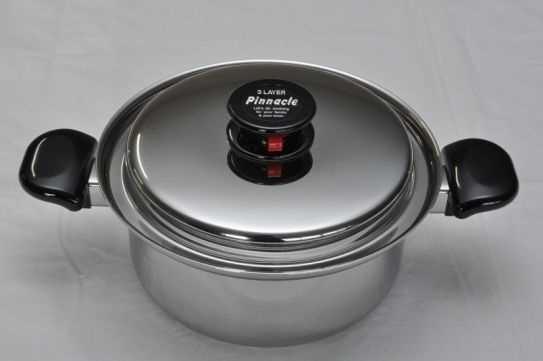 【霜龍】ピクナル両手鍋22cmの特産品画像