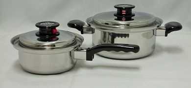 【霜龍】ピクナル多層鋼鍋2点セットの特産品画像
