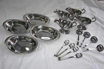 【イケ】カレー皿フルセットの特産品画像