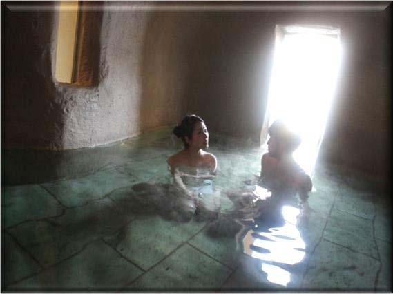 【神の湯温泉】日帰り貸切温泉入浴券の特産品画像