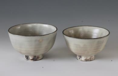 粉引 夫婦飯碗の特産品画像
