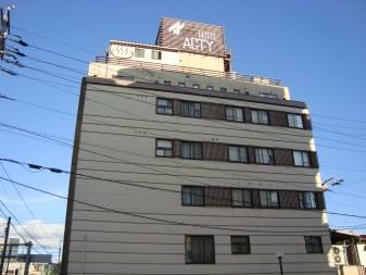 ペア宿泊優待券(平日用)HOTEL ACTYの特産品画像