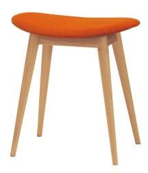 スツール(オレンジ)の特産品画像