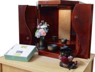 飛騨春慶仏壇勾玉プレミアムの特産品画像