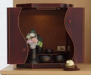 飛騨春慶仏壇勾玉プレミアム真田丸の特産品画像