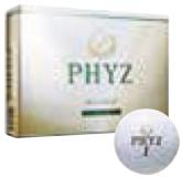 PHYZ はもみんマーク入りゴルフボール 2ダースの特産品画像