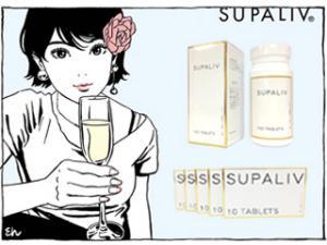 【SUPALIV】 ボトルサイズ&白箱セットの特産品画像
