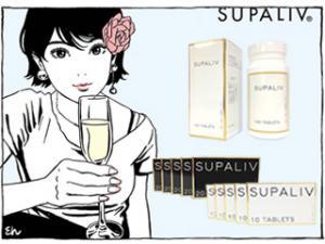 【SUPALIV】ボトルサイズ&白箱&黒箱付き!の特産品画像