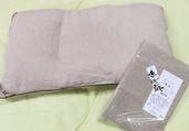 ねいるケア あんみん枕(本麻専用枕カバー付き)の特産品画像