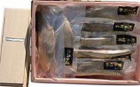手火山式 鰹本枯節(総桐鰹節削り器付き)の特産品画像