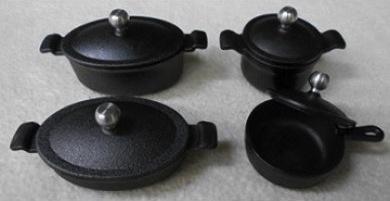 桑原鋳工 ミニミニパンセットの特産品画像