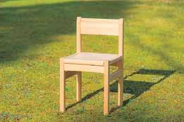尾鷲ヒノキの椅子の特産品画像
