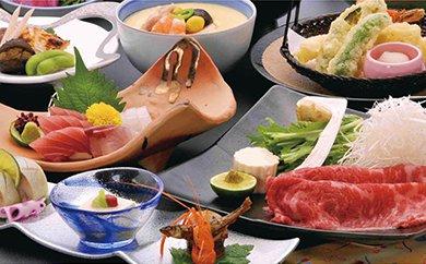 今津サンブリッジホテル / ご夕食は地産食材満載の懐石。 1泊2食付ペア宿泊券の特産品画像