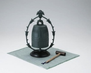 小梵鐘(中)〈思安和世の鐘〉[髙島屋選定品]の特産品画像