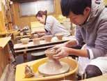 電動ロクロペア1日陶芸体験券の特産品画像