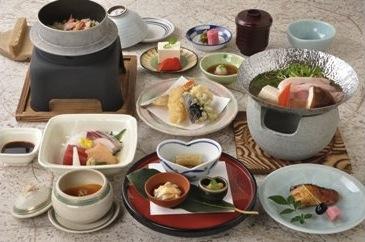 【奥水間温泉】青柳会席付ぺア宿泊券の特産品画像