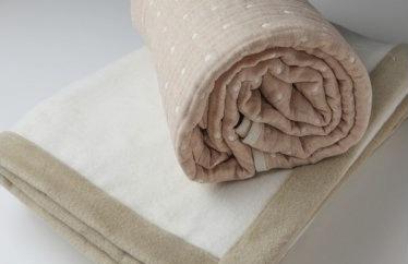 泉州南部織 オーガニックコットン綿毛布&6重ガーゼケット セットの特産品画像