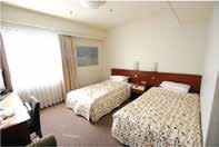 加古川プラザホテルツインルーム朝食付ペア宿泊券の特産品画像