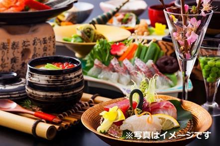 日帰り昼食・食事券 季節の昼食とご入浴(1名分)の特産品画像