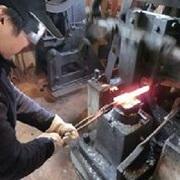 鍛冶屋体験 小刀製作コースの特産品画像
