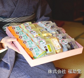 「幸せのまち高砂」銘菓詰め合わせの特産品画像