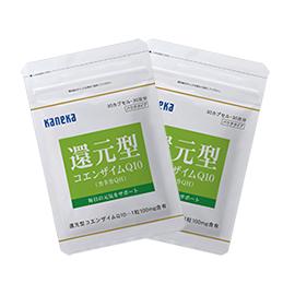 還元型コエンザイムQ10 パウチ2袋の特産品画像
