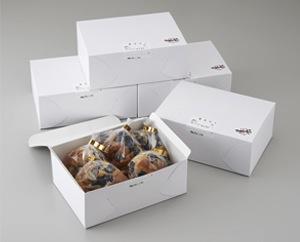 黒豆パン お得な5個セット ×5箱の特産品画像