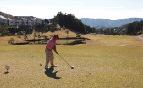 佐用スターリゾートゴルフ倶楽部  平日セルフ1Rプレー券の特産品画像