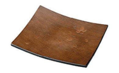 木製盛器黒檀調さくらの特産品画像