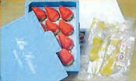 いちご&干し芋セットの特産品画像
