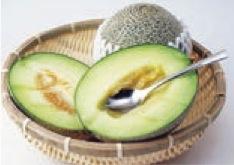 タカミ(貴味)メロン(前田農園)の特産品画像