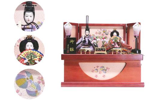 都ひな人形の特産品画像