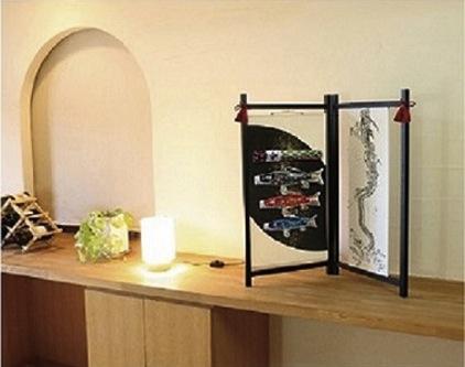 慶祝の鯉 吉兆 【室内飾り鯉のぼり】の特産品画像