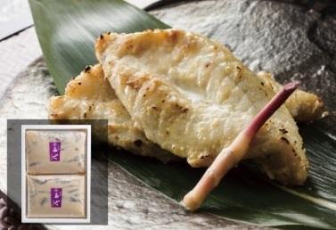 萩真ふぐ粕漬の特産品画像