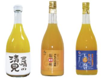 柑橘ジュースの特産品画像