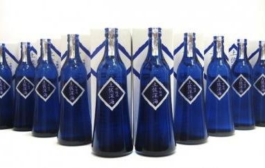 仙頭 吟醸酒 土佐深海 12本セットの特産品画像