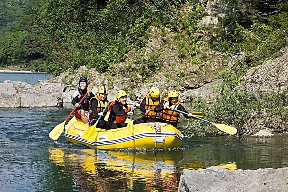 Family Raftingチケットの特産品画像