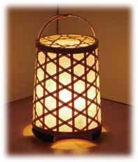 竹細工 室内照明~なごみ~の特産品画像