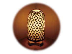 竹細工 室内照明~巣篭り~の特産品画像