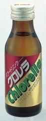 地元産の健康飲料「クロレラドリンク」の特産品画像