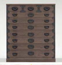 総桐整理箪笥「ぼたん」の特産品画像