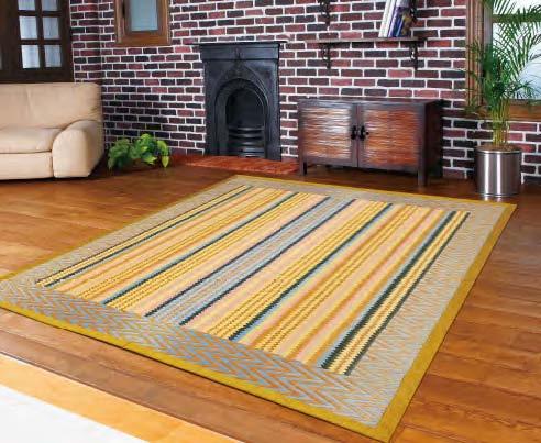 最高級い草絨毯「レクシア」(191×250)の特産品画像