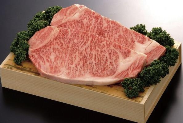 佐賀牛ロースステーキ 200g×2枚の特産品画像